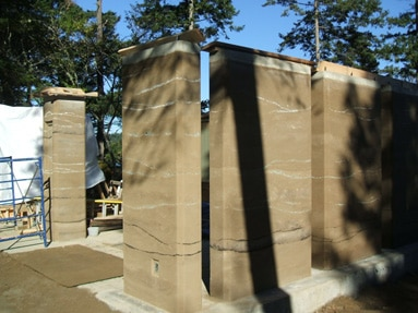 rammed-earth-walls