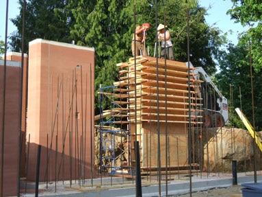 ramming-walls