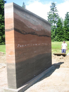 rammed-earth-wall-layers