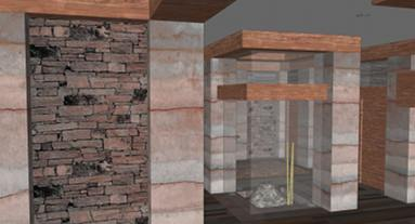 Rammed-earth-gallery-house-light-well