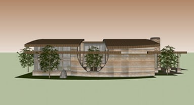 La-Cornelia-Rammed-Earth-House-west