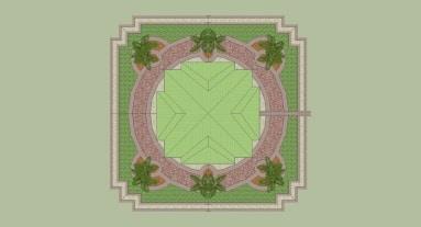 Mandala Yoga Studio Concept Design For Nirvana